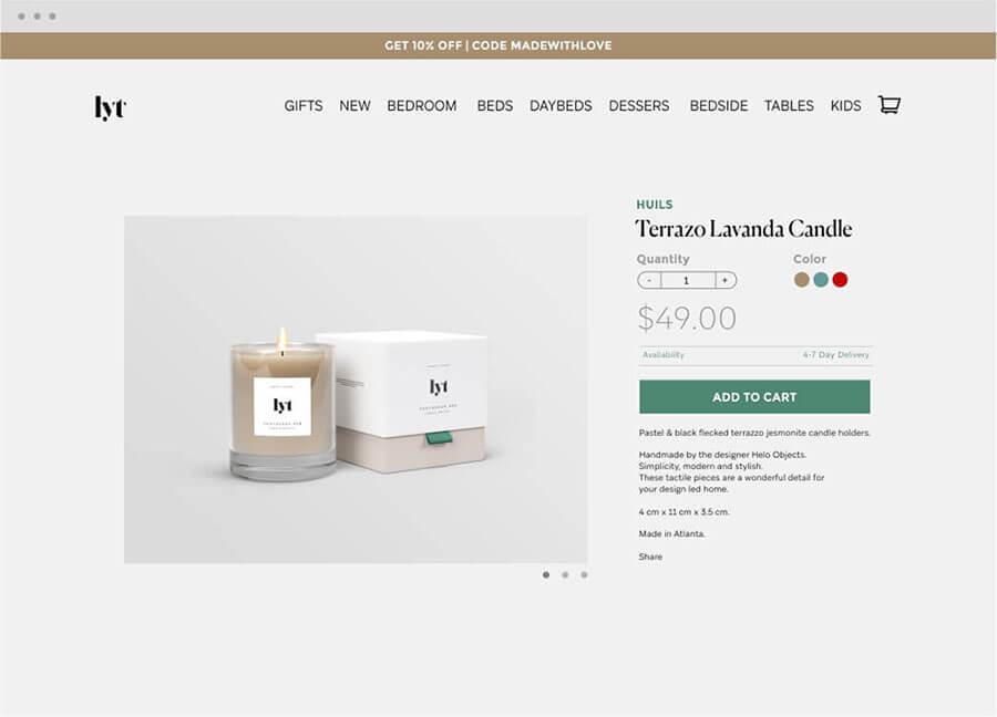 E-commerce icoazt